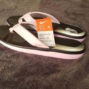 Womans Nike Flip Flops